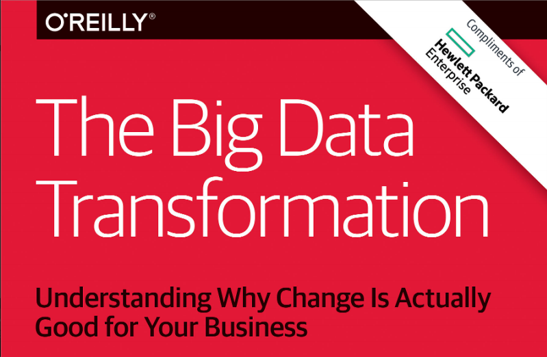 the big data transformation