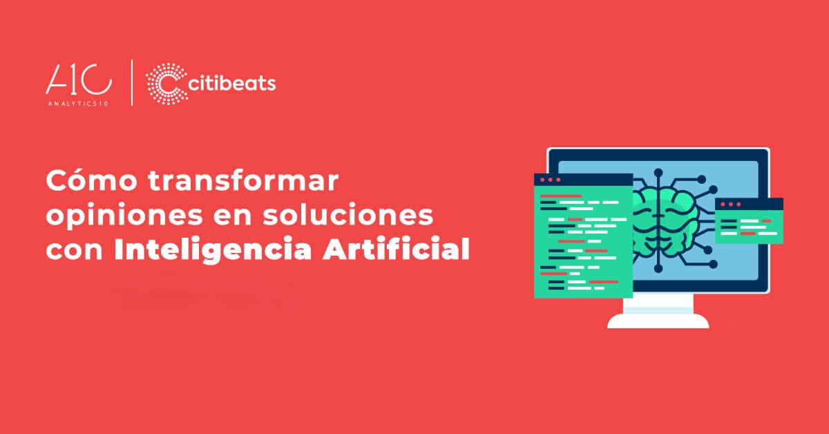 Citibeats Inteligencia artificial