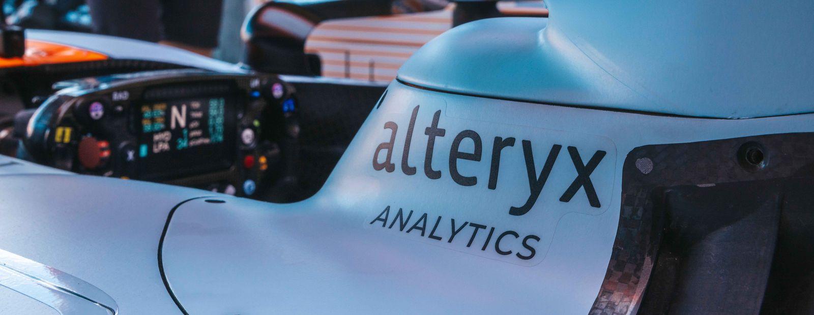 Alteryx Mclaren